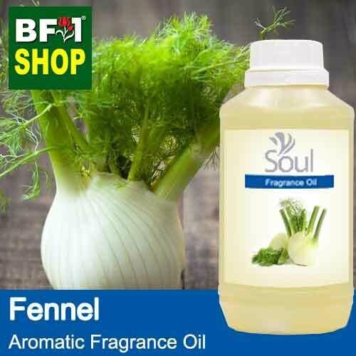 Aromatic Fragrance Oil (AFO) - Fennel - 500ml