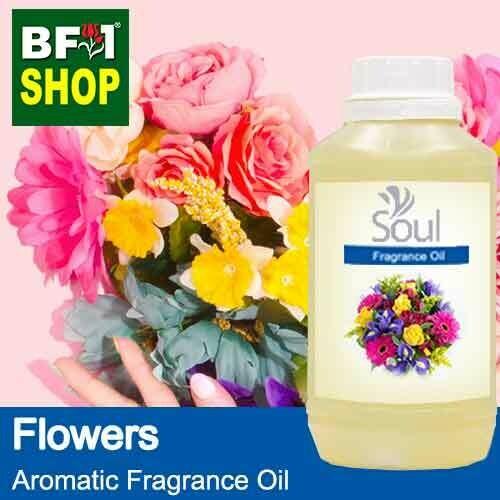 Aromatic Fragrance Oil (AFO) - Flowers - 500ml