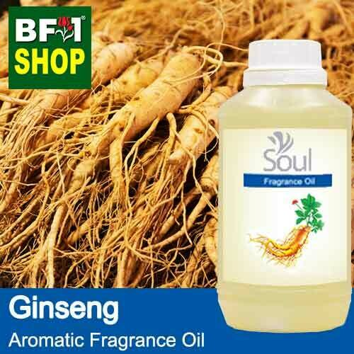 Aromatic Fragrance Oil (AFO) - Ginseng - 500ml