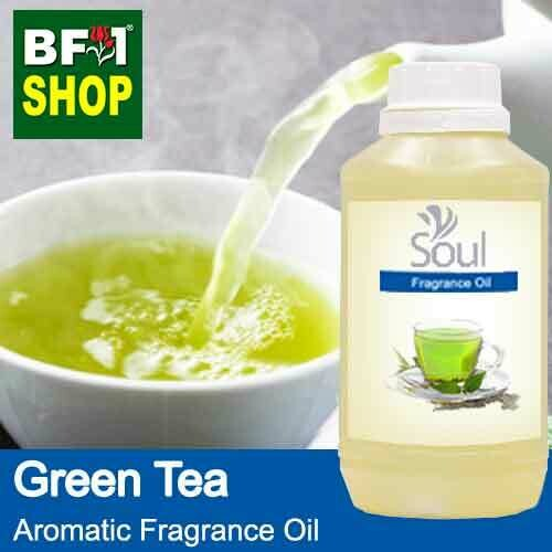 Aromatic Fragrance Oil (AFO) - Green Tea - 500ml