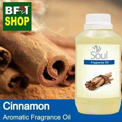 Aromatic Fragrance Oil (AFO) - Cinnamon - 500ml
