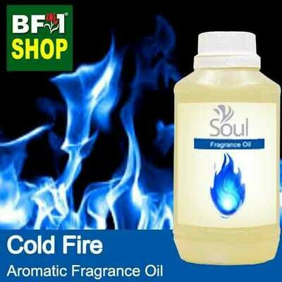 Aromatic Fragrance Oil (AFO) - Cold Fire - 500ml