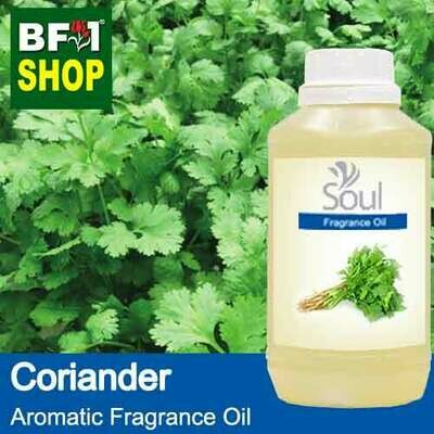 Aromatic Fragrance Oil (AFO) - Coriander - 500ml