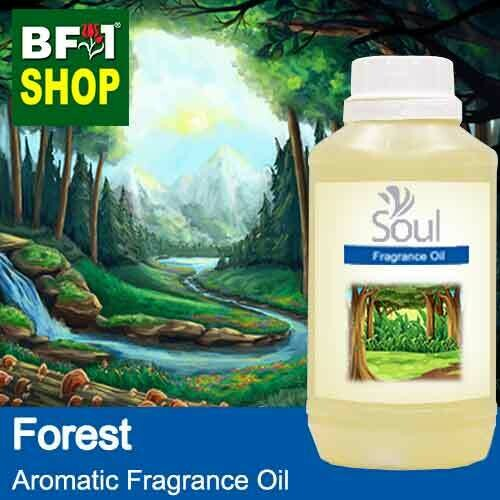 Aromatic Fragrance Oil (AFO) - Forest - 500ml