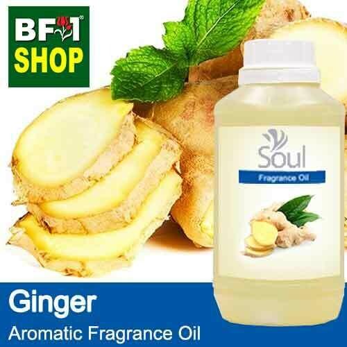 Aromatic Fragrance Oil (AFO) - Ginger - 500ml
