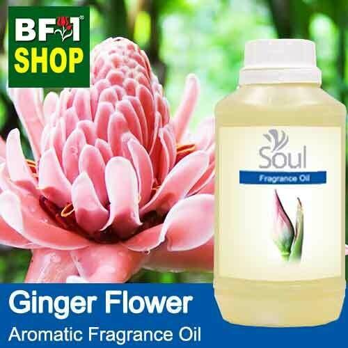 Aromatic Fragrance Oil (AFO) - Ginger Flower - 500ml