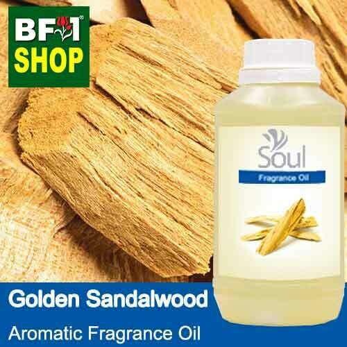 Aromatic Fragrance Oil (AFO) - Golden Sandalwood - 500ml