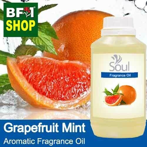 Aromatic Fragrance Oil (AFO) - Grapefruit Mint - 500ml