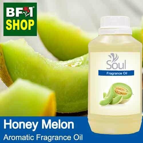 Aromatic Fragrance Oil (AFO) - Honey Melon - 500ml
