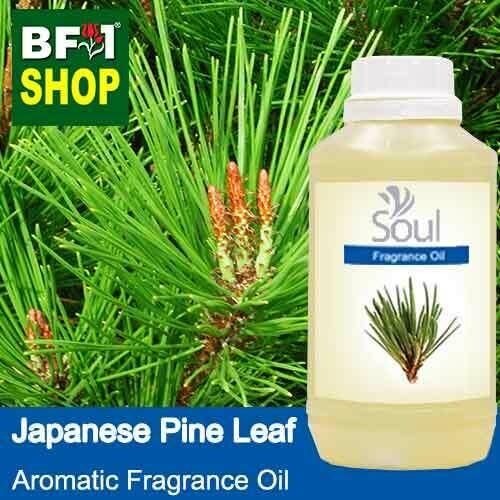 Aromatic Fragrance Oil (AFO) - Japanese Pine Leaf - 500ml