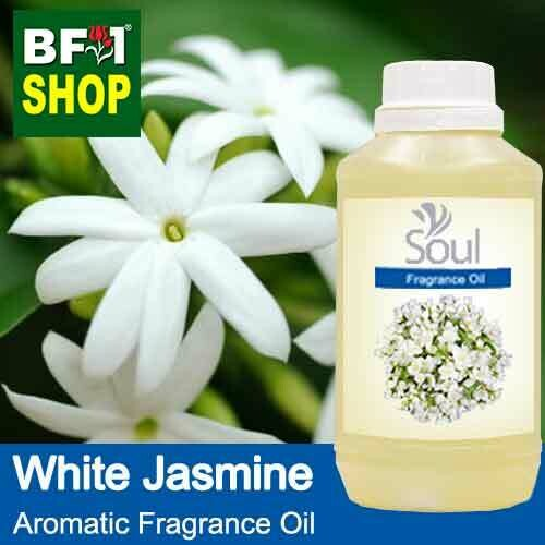 Aromatic Fragrance Oil (AFO) - Jasmine White Jasmine - 500ml