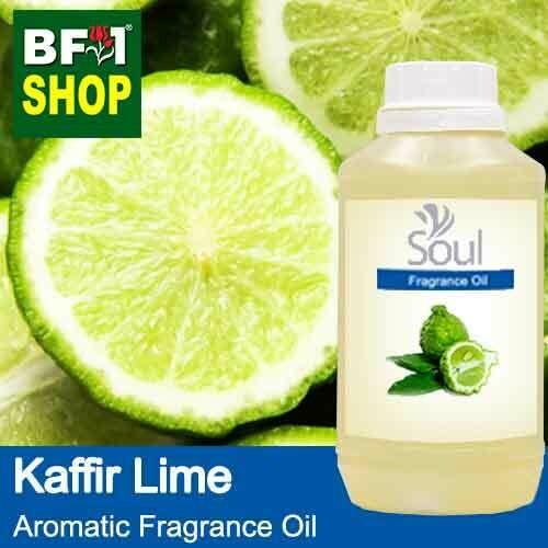 Aromatic Fragrance Oil (AFO) - Kaffir Lime - 500ml