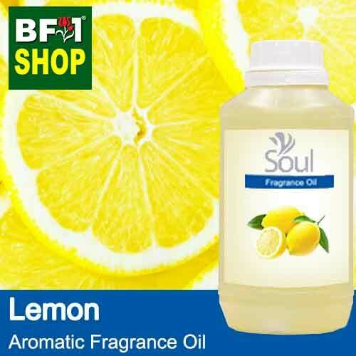 Aromatic Fragrance Oil (AFO) - Lemon - 500ml