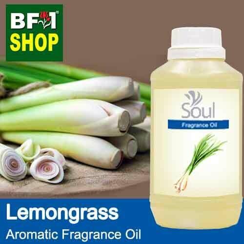 Aromatic Fragrance Oil (AFO) - Lemongrass - 500ml