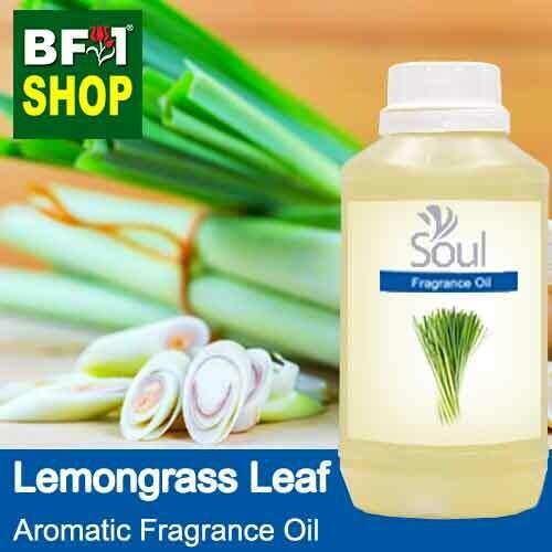Aromatic Fragrance Oil (AFO) - Lemongrass Leaf - 500ml