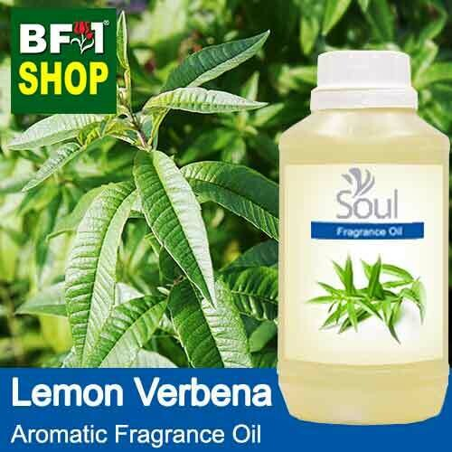 Aromatic Fragrance Oil (AFO) - Lemon Verbena - 500ml