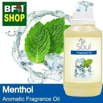 Aromatic Fragrance Oil (AFO) - Menthol - 500ml