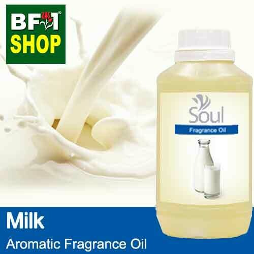 Aromatic Fragrance Oil (AFO) - Milk - 500ml