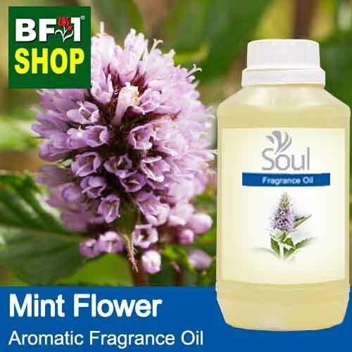 Aromatic Fragrance Oil (AFO) - Mint Flower - 500ml