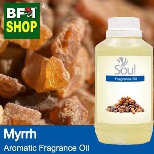 Aromatic Fragrance Oil (AFO) - Myrrh - 500ml