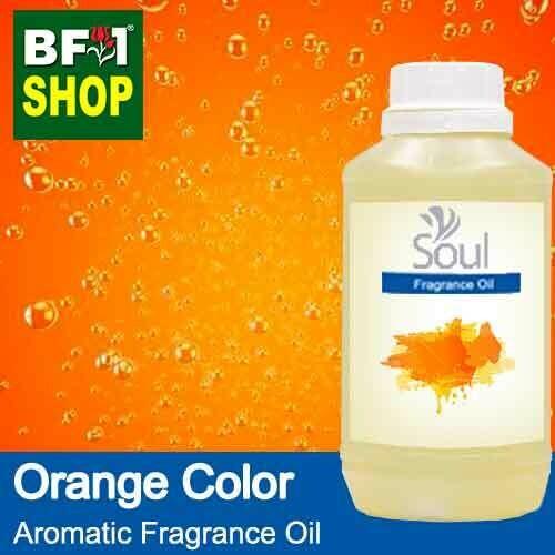 Aromatic Fragrance Oil (AFO) - Orange Color - 500ml