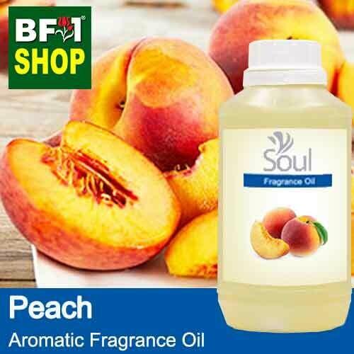 Aromatic Fragrance Oil (AFO) - Peach - 500ml