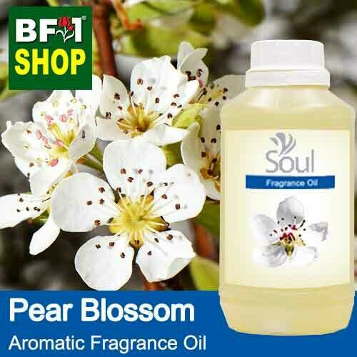 Aromatic Fragrance Oil (AFO) - Pear Blossom - 500ml