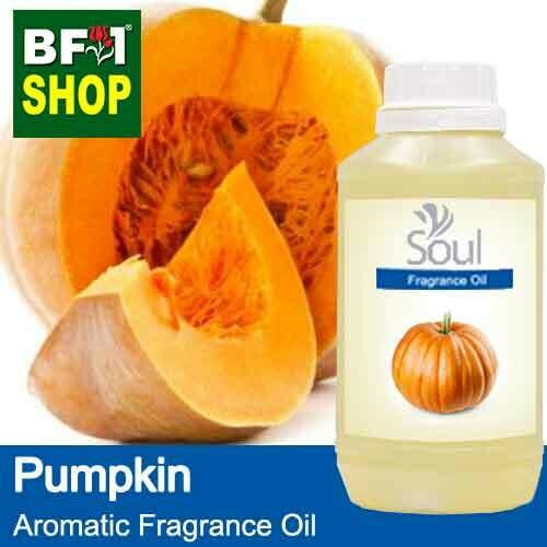 Aromatic Fragrance Oil (AFO) - Pumpkin - 500ml