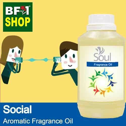 Aromatic Fragrance Oil (AFO) - Social - 500ml