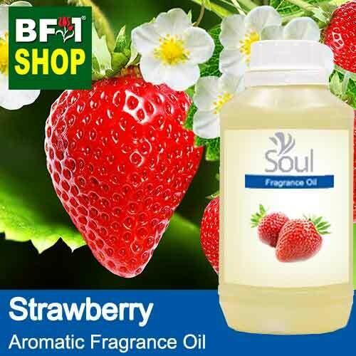Aromatic Fragrance Oil (AFO) - Strawberry - 500ml