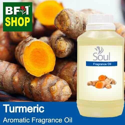 Aromatic Fragrance Oil (AFO) - Turmeric - 500ml