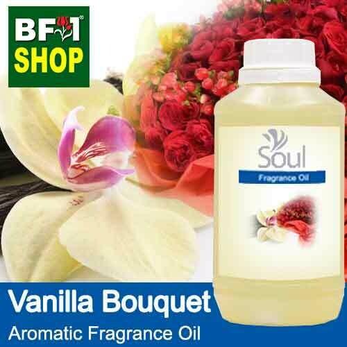 Aromatic Fragrance Oil (AFO) - Vanilla Bouquet - 500ml