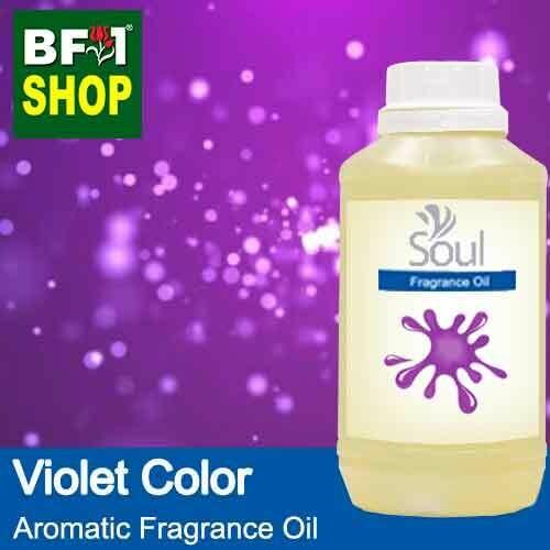 Aromatic Fragrance Oil (AFO) - Violet Color - 500ml