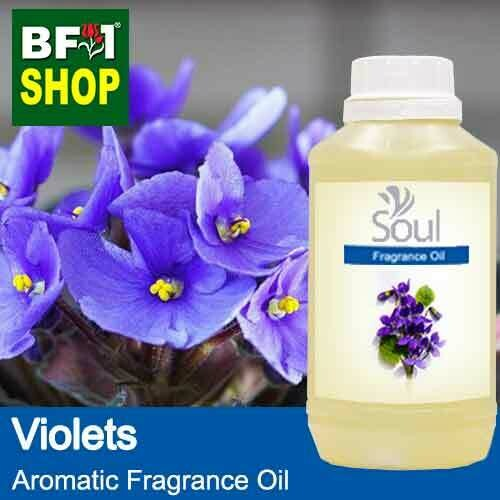 Aromatic Fragrance Oil (AFO) - Violets - 500ml