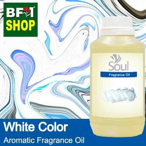 Aromatic Fragrance Oil (AFO) - White Color - 500ml