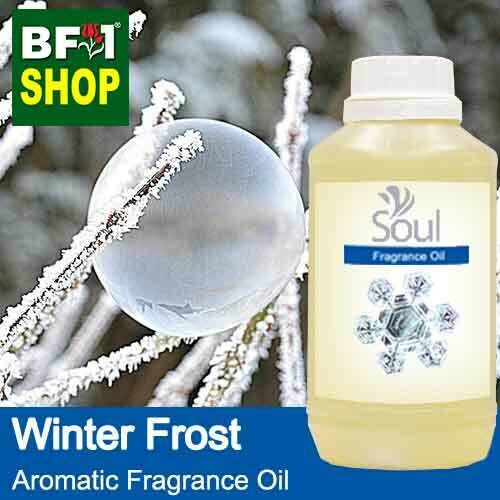 Aromatic Fragrance Oil (AFO) - Winter Frost - 500ml