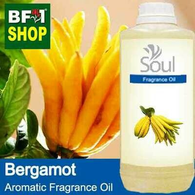 Aromatic Fragrance Oil (AFO) - Bergamot - 1L