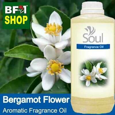 Aromatic Fragrance Oil (AFO) - Bergamot Flower - 1L