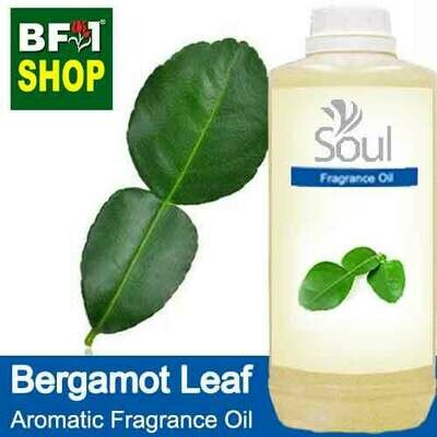 Aromatic Fragrance Oil (AFO) - Bergamot Leaf - 1L