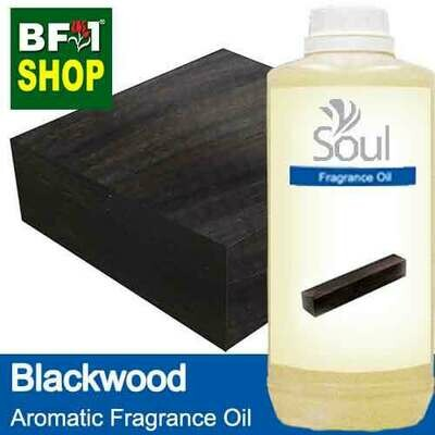 Aromatic Fragrance Oil (AFO) - Black Wood - 1L