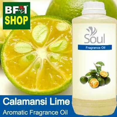 Aromatic Fragrance Oil (AFO) - Calamansi Lime - 1L