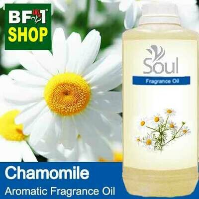 Aromatic Fragrance Oil (AFO) - Chamomile - 1L
