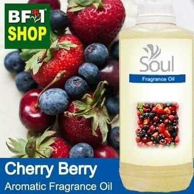 Aromatic Fragrance Oil (AFO) - Cherry Berry - 1L