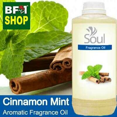 Aromatic Fragrance Oil (AFO) - Cinnamon Mint - 1L