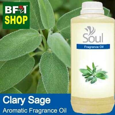 Aromatic Fragrance Oil (AFO) - Clary Sage - 1L