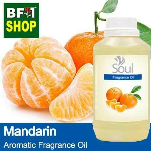 Aromatic Fragrance Oil (AFO) - Mandarin - 500ml