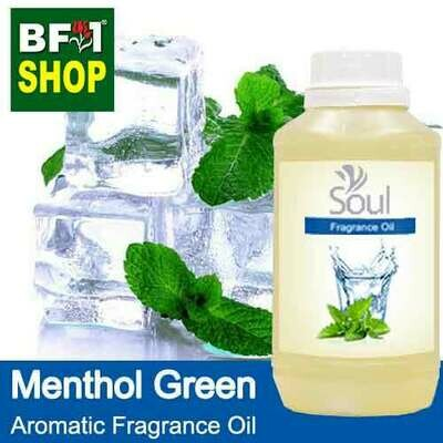 Aromatic Fragrance Oil (AFO) - Menthol Green - 500ml