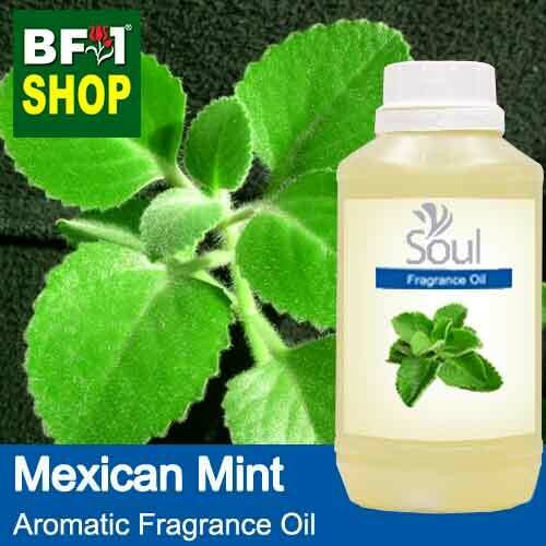 Aromatic Fragrance Oil (AFO) - Mexican Mint - 500ml