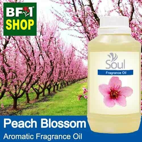 Aromatic Fragrance Oil (AFO) - Peach Blossom - 500ml