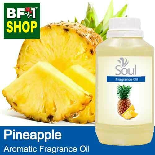 Aromatic Fragrance Oil (AFO) - Pineapple - 500ml